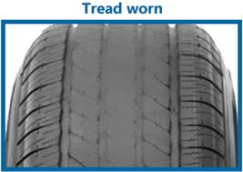 Worn Tyres and Car Insurance